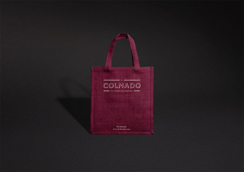 el colmado_branding_identity_bag_bolsa